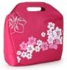 (XHF-LAPTOP-047) wholesale flower printed laptop bag