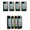 Yoncase Aluminum Metal Frame Case for iphone4 4G