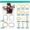 Zinc alloy bag ring ZJ99780