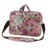beauty colorful printing with laptop backpack