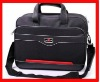 black nylon casual business laptop bag for man
