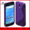 cell phone tpu case for samsung.t989