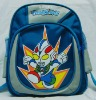 child schoolbags superman backpack