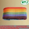 colorful pp luggage belt