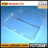 crystal case for 3ds game console