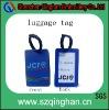 customized logo printed luggage tag