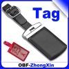 customized pvc luggage tag