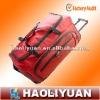 duffel travel trolley bag