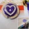 epoxy foldable handbag hanger,new promotional gift
