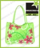 fashion 600D PVC tote beach bag pvc