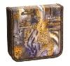 fashion CD bag & case,CD storage,CD holder with animal pattern
