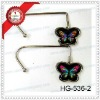 fashion cheap cartoon metal handbag hook