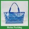 fashion ladies pvc bag