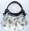 fashion leather hangbag