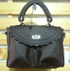 fashion leather hangbag for ladys