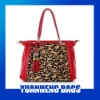 fashion leather  lady shouder bag