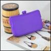 fashion silicone wallet