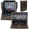 for ipad 2 case protecting real leather case