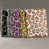 for ipad 2 leopard grain hard back cover