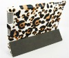 for ipad 2 new leopard smart back cover