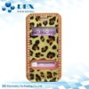 for iphone 4 4S case golden trend