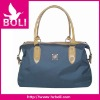 funky handbag with PVC handle(BL53232TB)