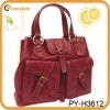 genuine leather ladies laptop bag