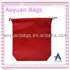 high quality non woven backpack bag