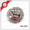 high quality round metal bag holder
