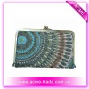 hot sale ladies nice sun flower purses
