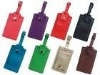 hot selling leather luggage tag 10