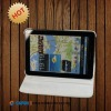 hot selling pu rotation cover case for Samsung Galaxy Tab 7.7'' Plus P6800