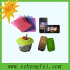 latest high quality silicone mobile phone cases