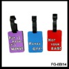 luggage tags EVA luggage tag FG-8BI14