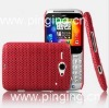 mesh mobile phone case cover for HTC G16/Chacha