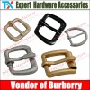 metal bag strap slide buckle