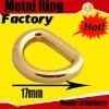 metal fashion bag accessories