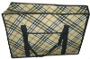 metal foldable bag hanger hook