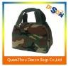 military camo school lunch bag