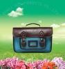 mutifunction cute canvas briefcase bag