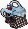 neoprene picnic shopping lunch bag 009