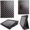 newest fashion leather cases for ipad2