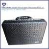 pattern brand new black mordern briefcase