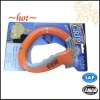 plastic and rubber shopping bag handle
