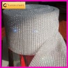 plastic rhinestone net trimming