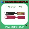 plastic special luggage tag
