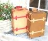 pork grain leather for fashion luggage