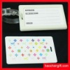 promotion silicon name card luggage tag