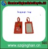 promotional customized trave tag