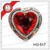 promotional heart metal bag holder